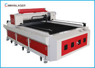Single Head Water Cooling Metal Wood Acrylic Co2 Laser Cutter Machine 1300*2500m 150w