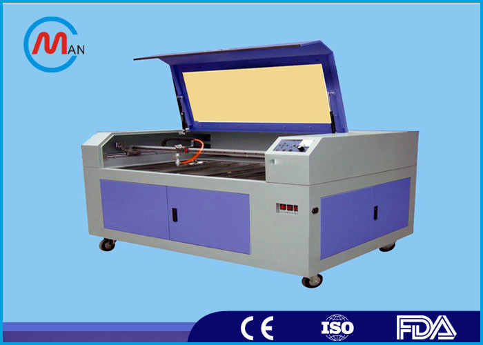 CNC Co2 Acrylic Mini Laser Cutting Machine , Intelligent Laser Cutting Equipment