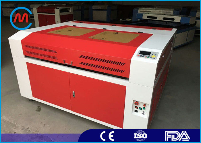 Auot Focus 80W EFR Wood Laser Cutting Machine , Laser Wood Engraver
