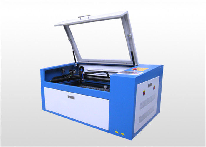 Acrylic Crytal 1390 100W CO2 Cnc Laser Cutting Machine With CW3000 Water Chiller