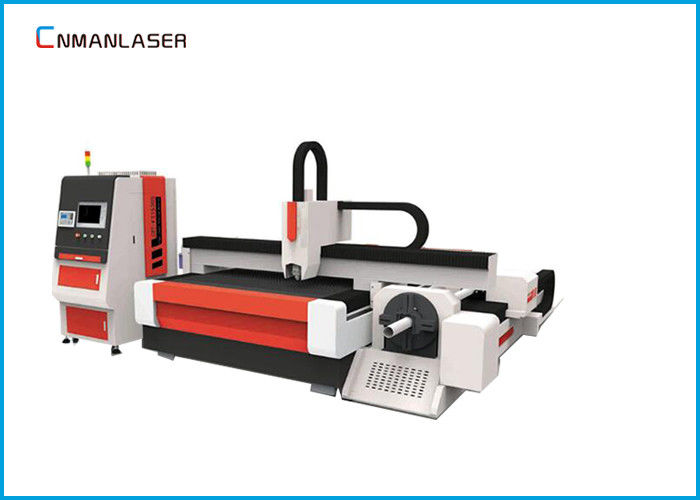 Precision Red Dot Positions System 1kw 2kw Fiber Metal Laser Cutting Machine
