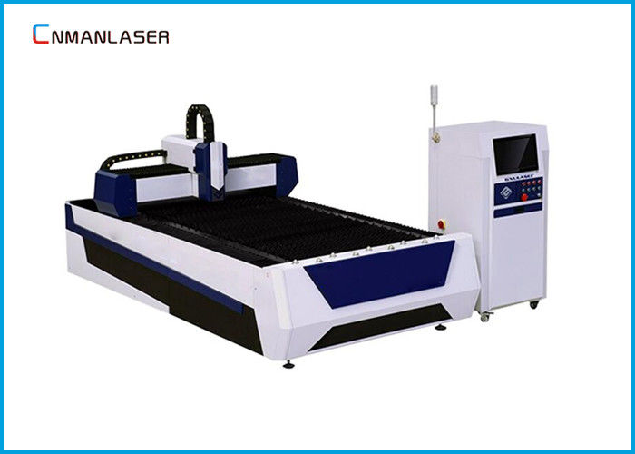 Water cooling Table Top 1530 Fiber Laser Cutting Machine For Metal Cooper