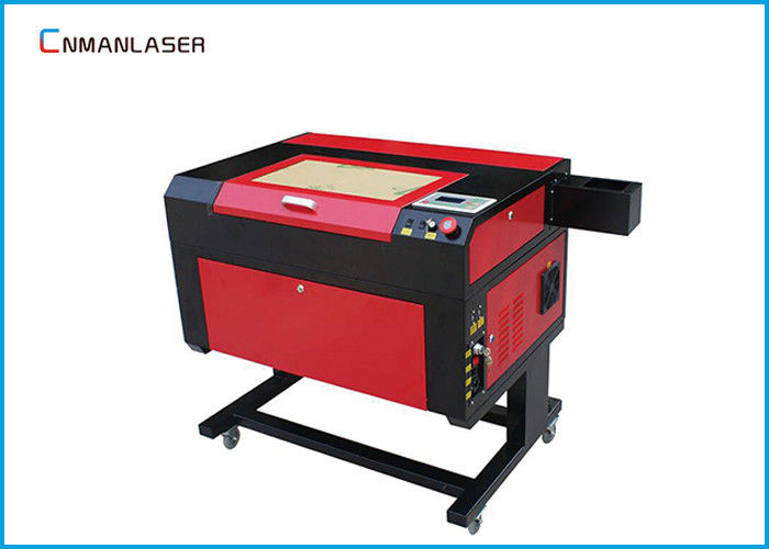 Ruida Software CO2 Laser Engraving Machine 6090 For Cutting Granite Wedding Card