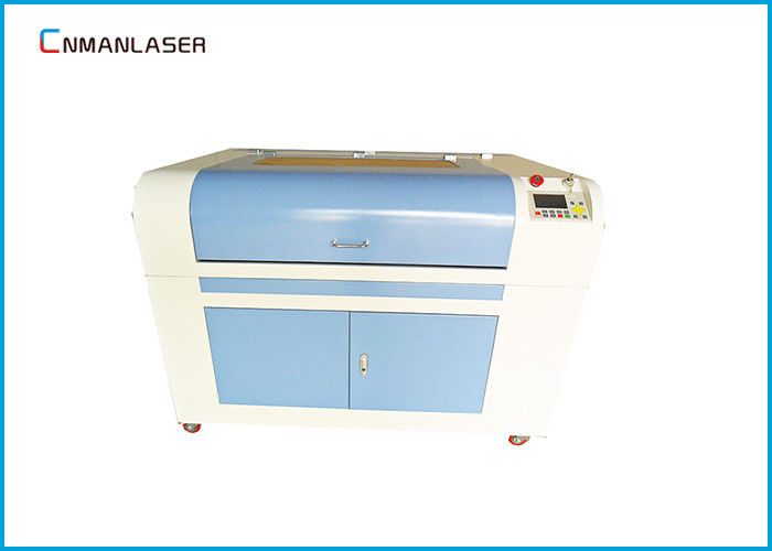 Rotary Axis 9060 Bamboo CO2 Laser Engraving and Cutting Machine 900*600 mm