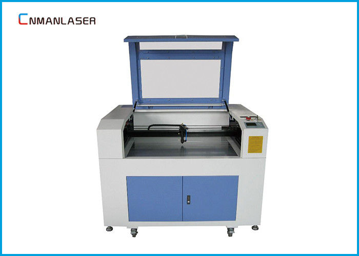 High Speed 6090 60W 80w Cnc Laser Cutting Machine For Photo Print Image On Marble