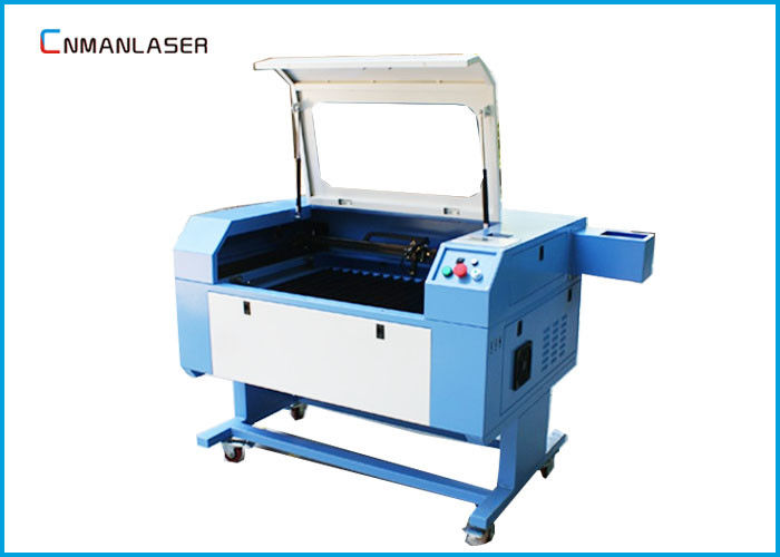 Professional Mini Desktop Laser Cutting Machine 6090 With 80w Laser Tube