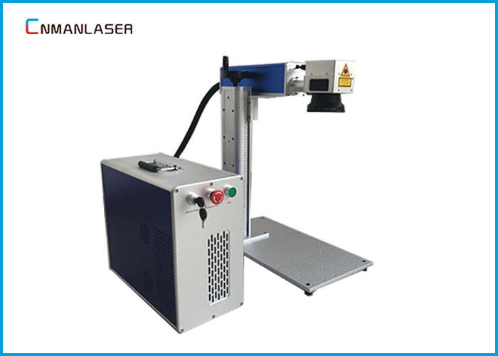 Raycus 20 W Power Portable Laser Marking MachineFor Glass Rubber Leather