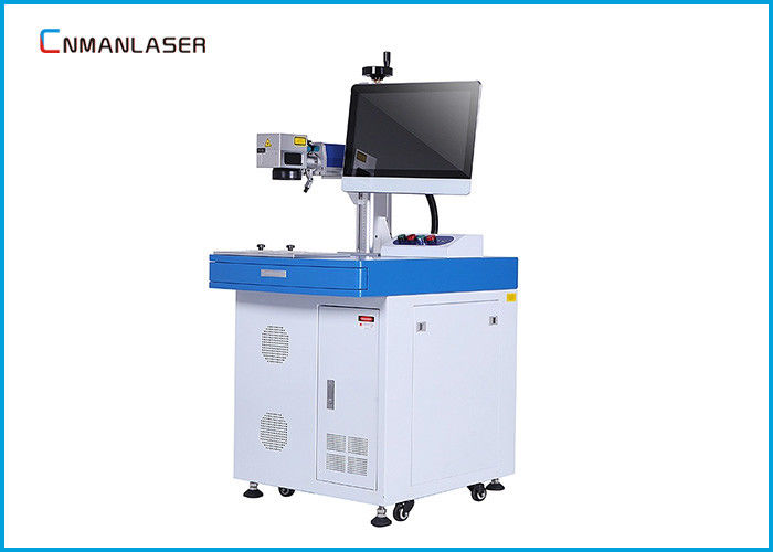 Max Raycus Ipg 30W 50w Fiber Laser Marking Machine For Metal Stainless Steel